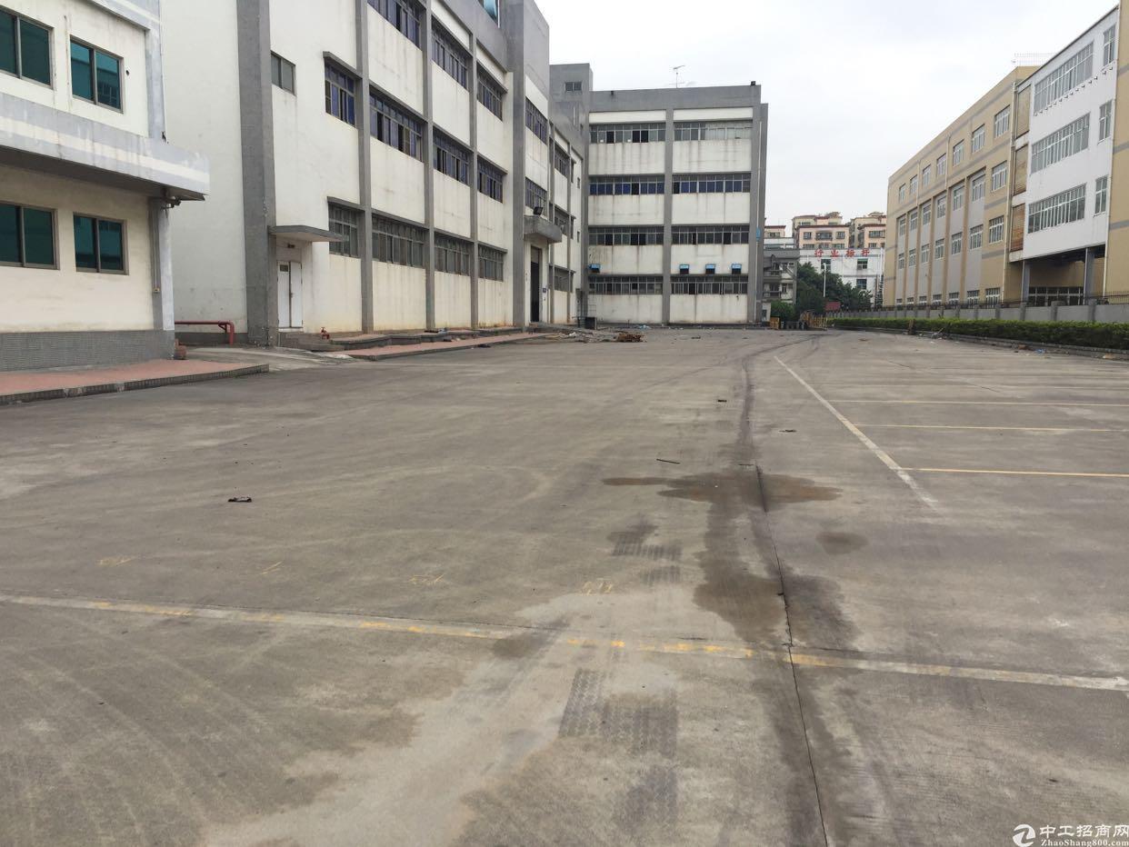 福永和平新出独院10000平米厂房出租