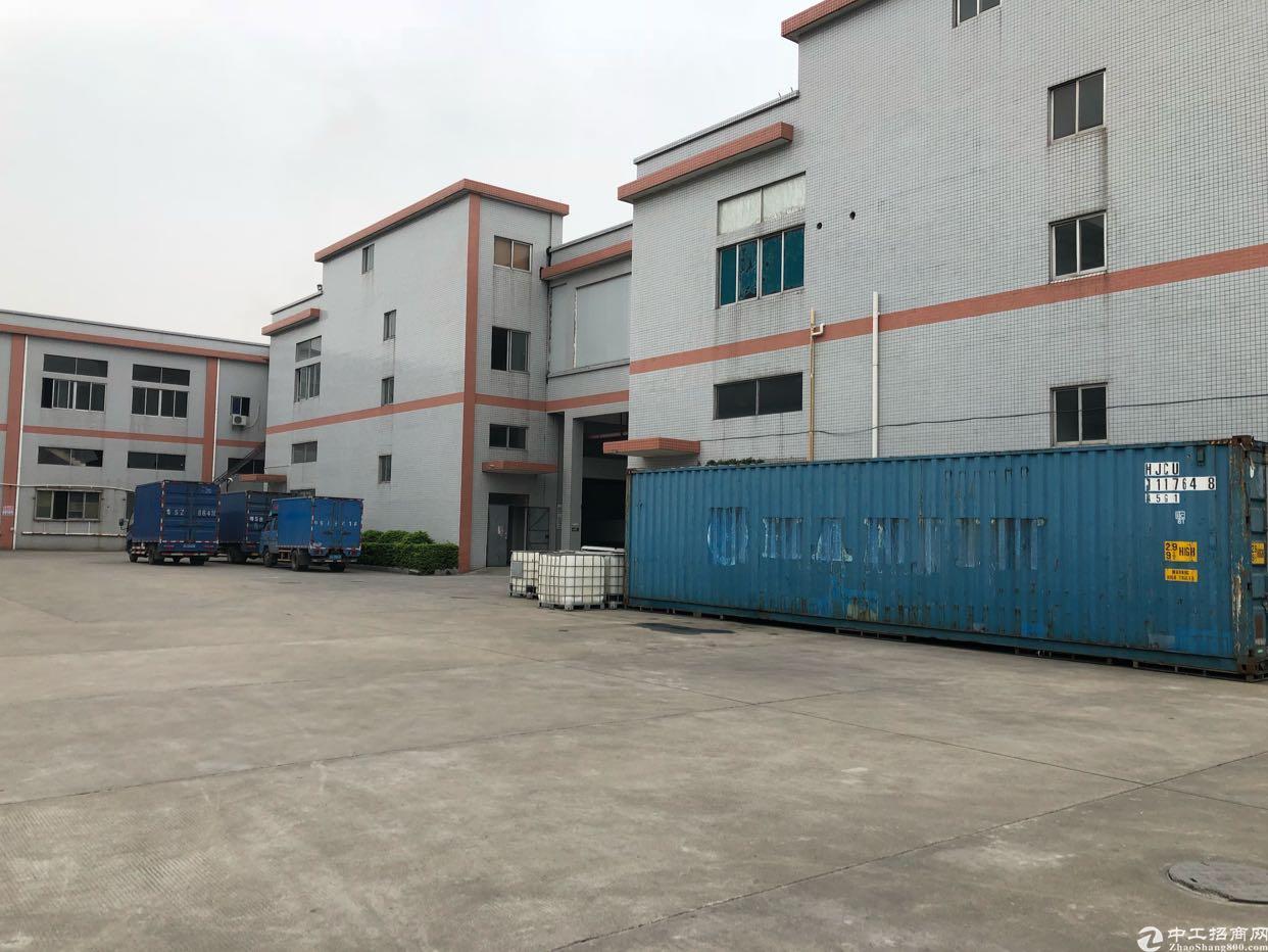 万江原房东分租工业园一楼2000平米