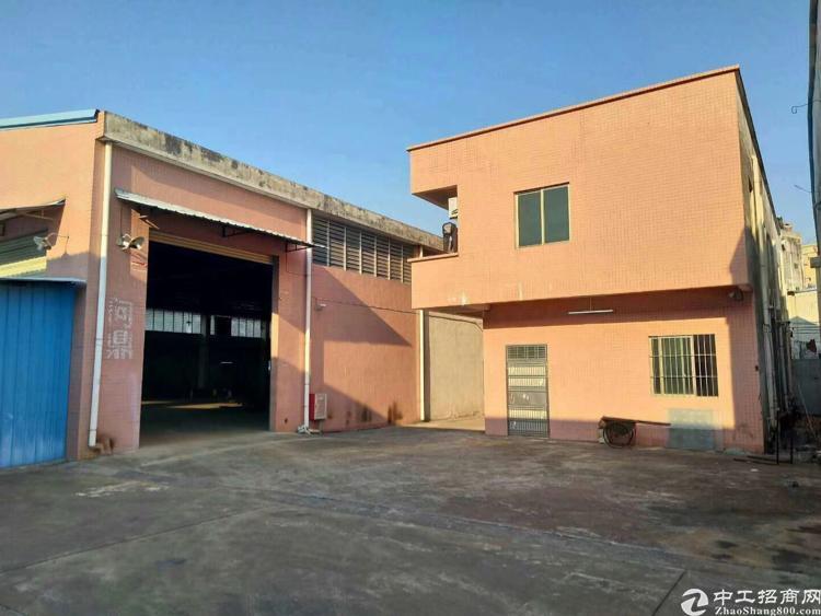 万江简沙州港口大道旁新出厂房出租