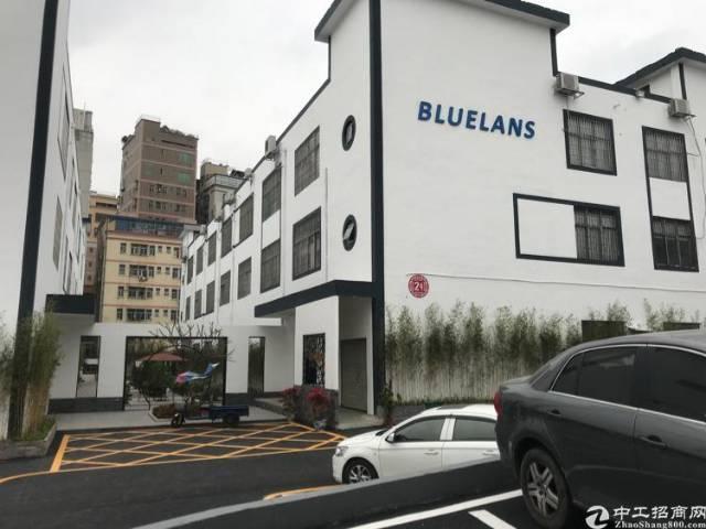 坂田五和地铁站旁楼上2360平方可分租