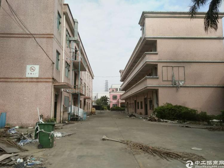 靠近深圳空置厂房出售 马上可交厂