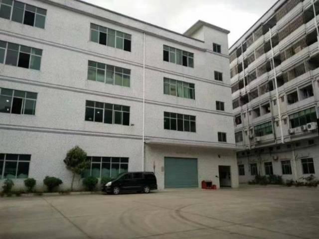 龙岗平湖华南城旁边原房东独院4100平厂房出租