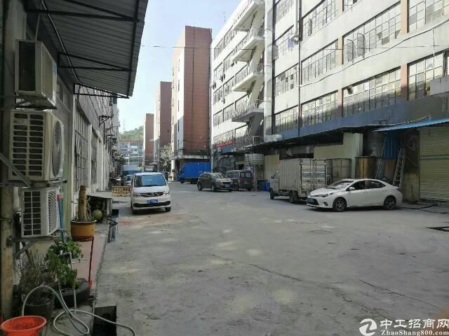 出售布吉工业园区单层红本厂房。急卖。非诚勿扰