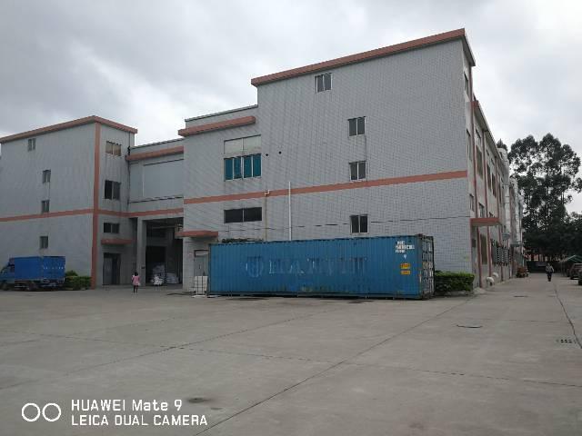 万江新出原房东楼房一楼1400平米层高7米电400kva