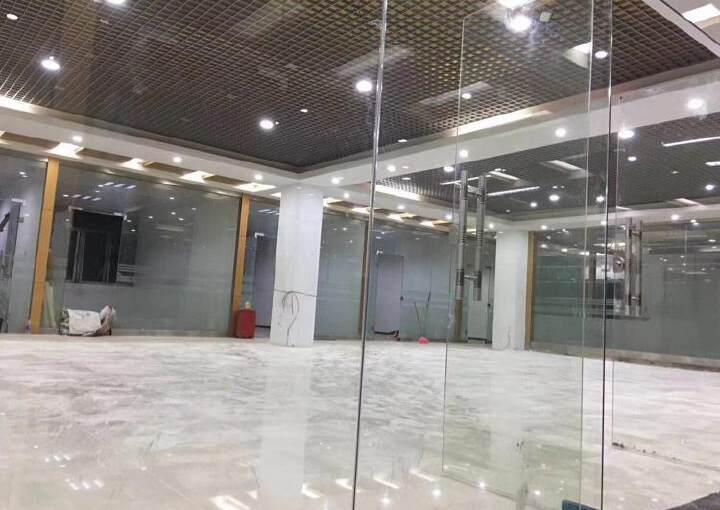 龙华龙胜地铁口旁新出880平带豪华装修可分租图片1