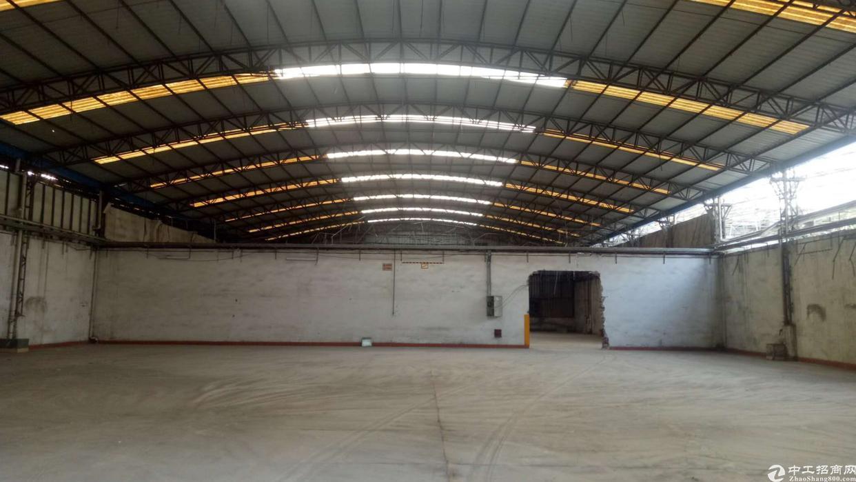 寮步新出独院钢结构厂房9500平方