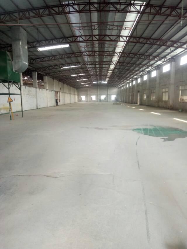 单一层独院厂房7500平方,有环评