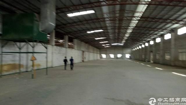 寮步向西工业园钢构2000平厂房出租