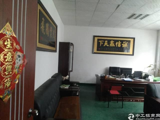 沙井东环路边新出带装修三楼1150平米出租