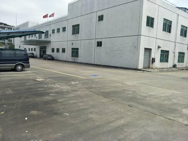 惠州仲恺红本独院超长产权厂房占地13000平方厂房出售