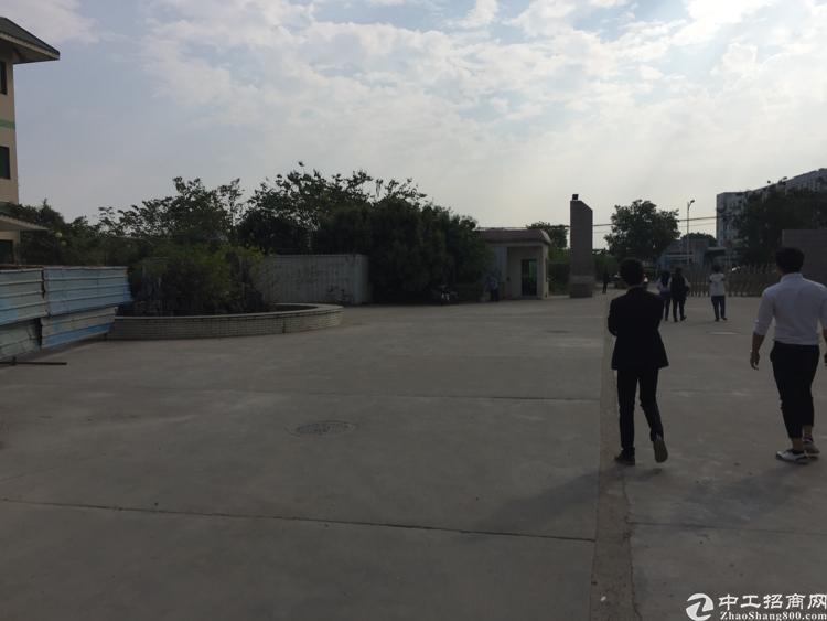 坑梓8米高独栋厂房1250平米带装修办公室
