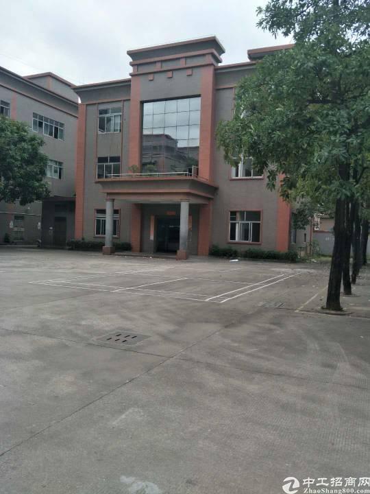 大朗镇象山工业城新出独院标准厂房总面积18000平方招租