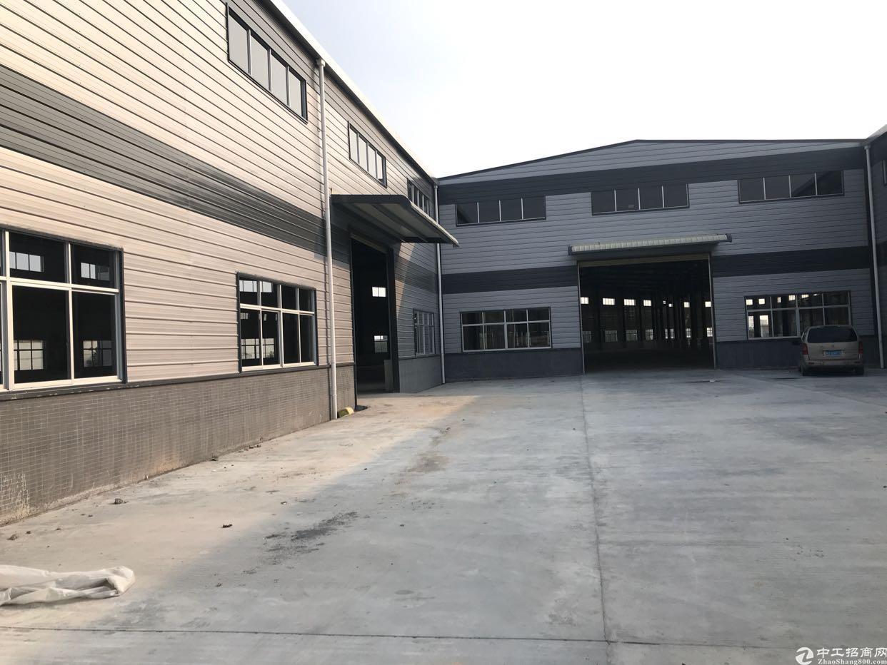 桥头新出5000平方单一层重工业厂房