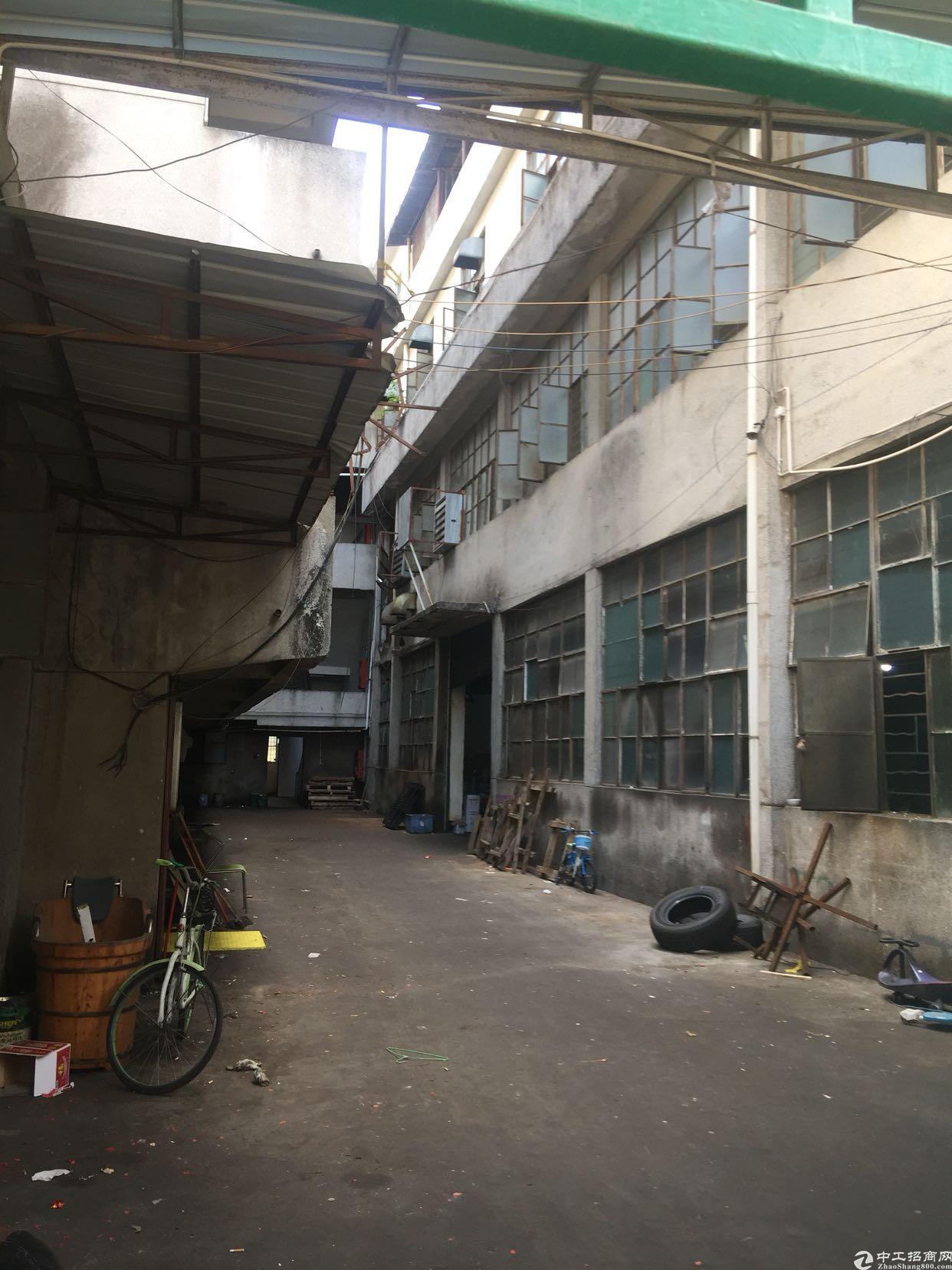 凤岗镇原房东独院2700平方米出租