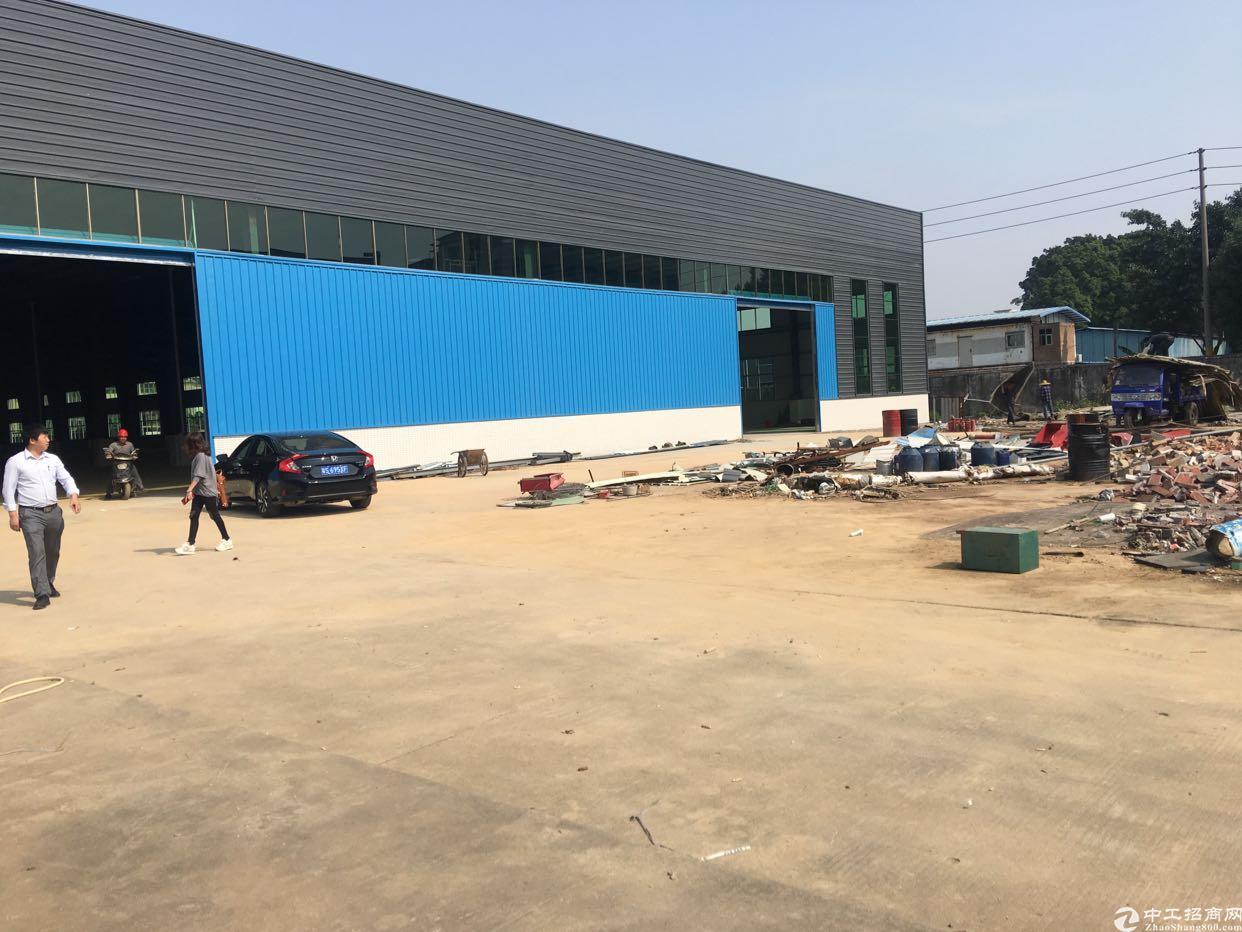 东莞市原房东单一层厂房出租