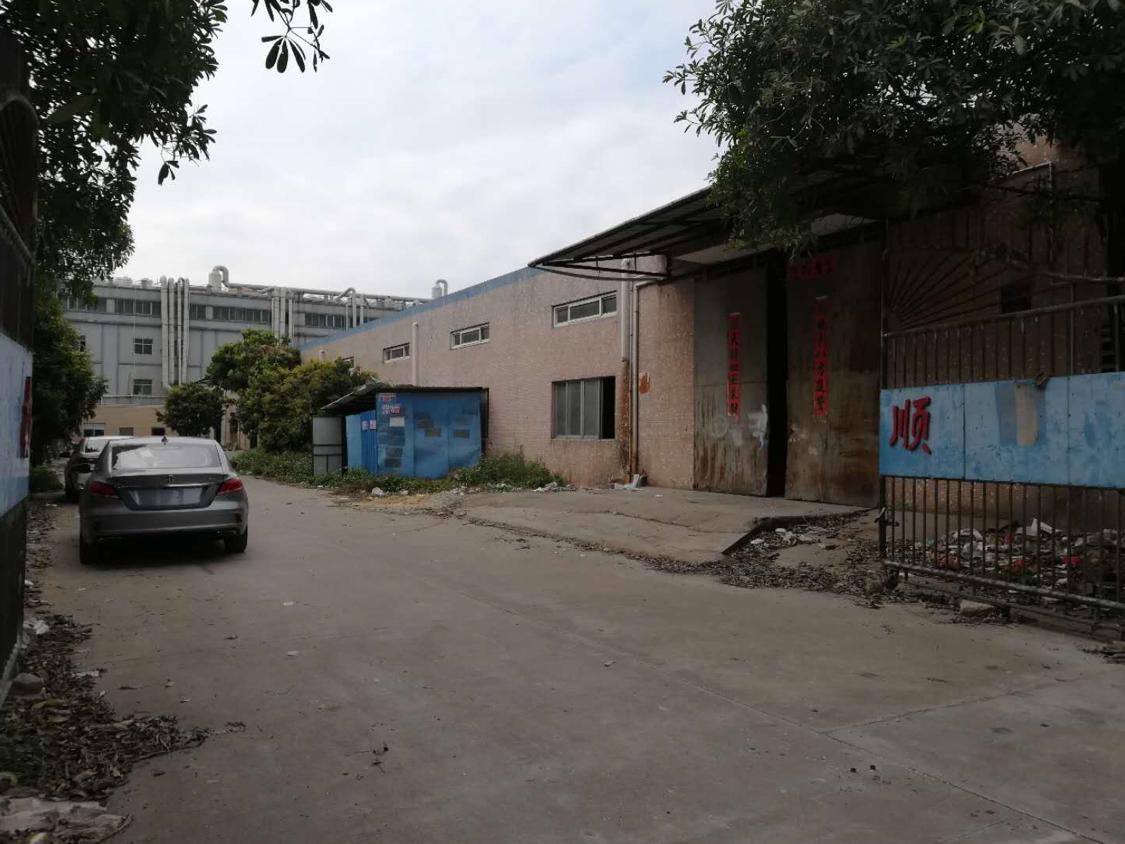黄江镇星光村独门独院单一层厂房3600平米出租