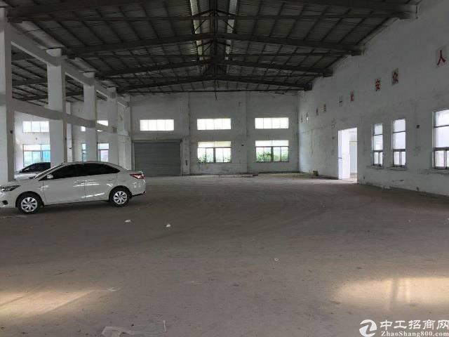 碧岭工业区独院钢构1000平滴水8米