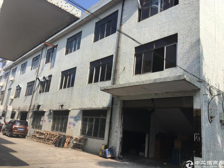 标准厂房分租一楼1400平,二楼1400平,成熟工业区,租金