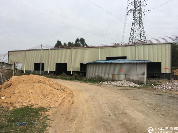 小钢构厂房800平方