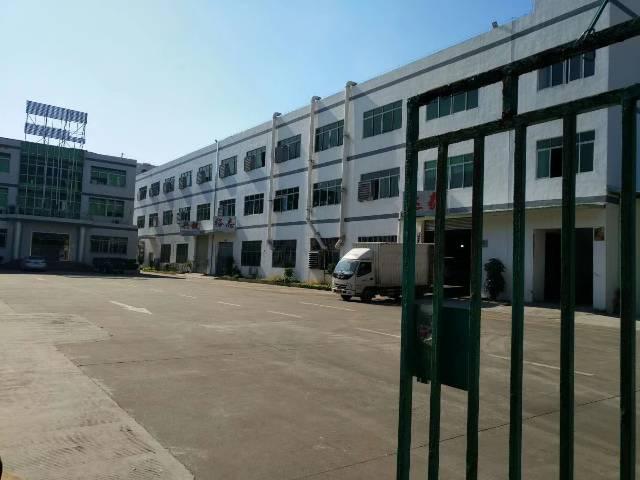 清溪新出二楼带豪华装修2380平米厂房出租