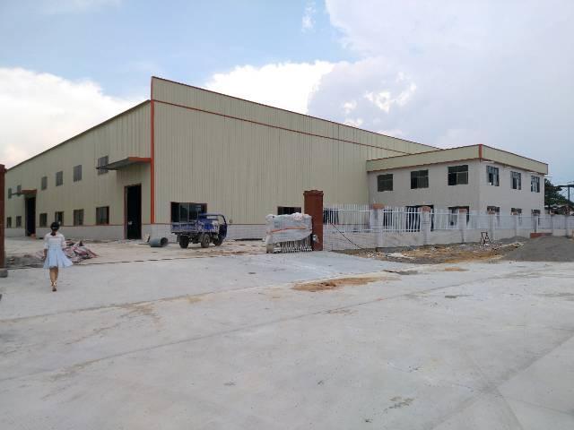横沥镇全新单一层独院带牛角厂房出租4000平方
