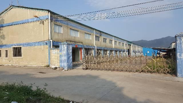 惠州新出独院钢构厂房2000平方