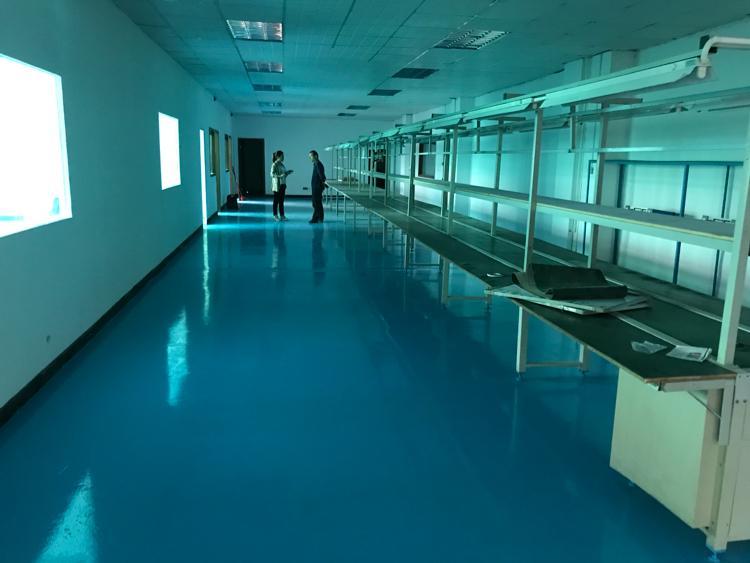 塘厦田心新出楼上450平方,带现成办公室装修近科苑城