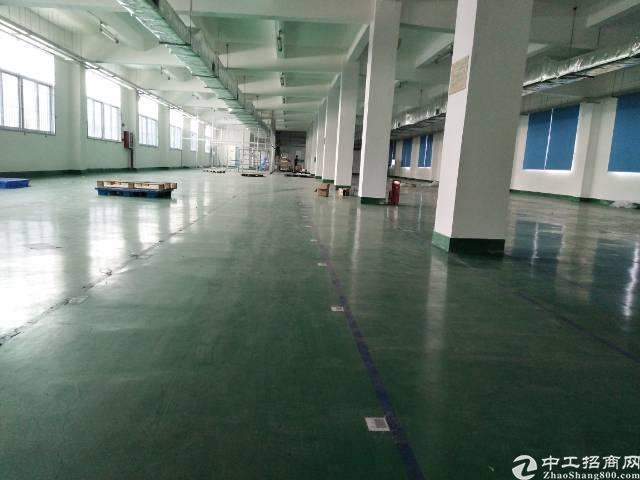 清溪三中村带装修1521×3层厂房招租