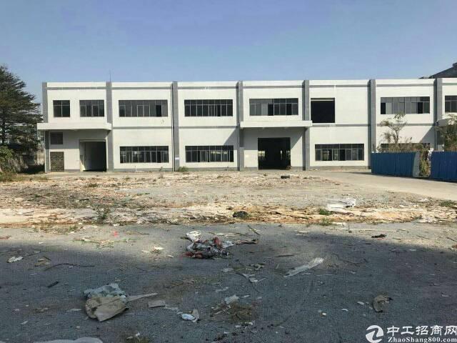 茶山独门独院全新重型工业厂房