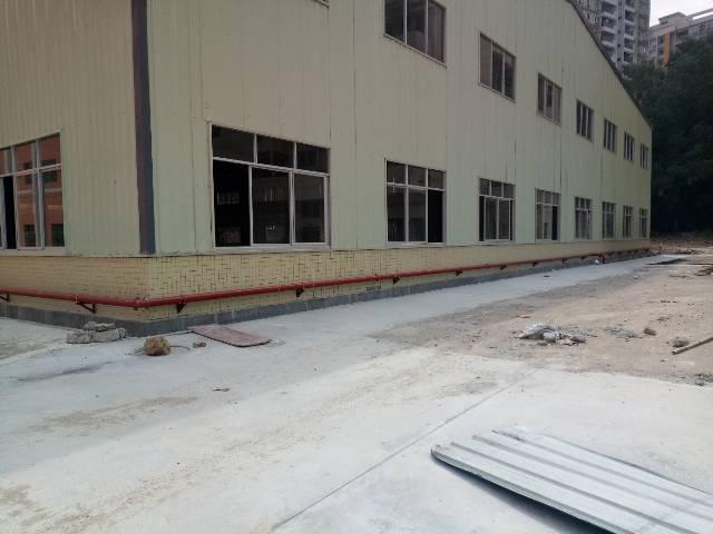 东莞常平全新重工业厂房4300平米出租