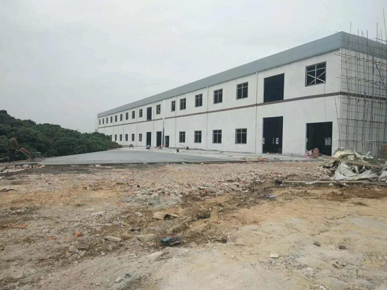 单一层钢结构厂房招租