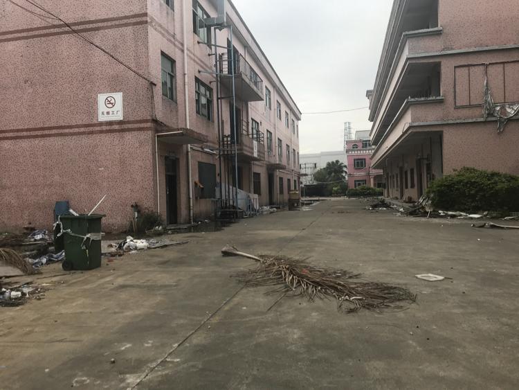 黄江7000平米国有证厂房出售