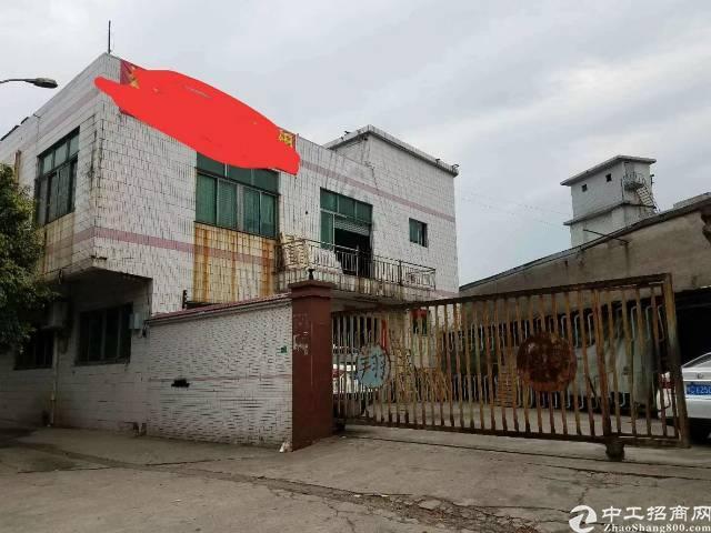 茶山新出独门独院标准厂房3600平方现成水电装修
