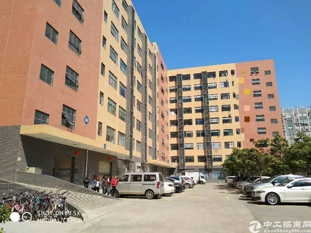沙井后亭地铁口附近楼上900平米精装修厂房出租