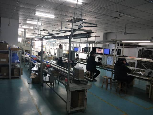 沙井芙蓉工业区一整层2700平方带装修出租-图6