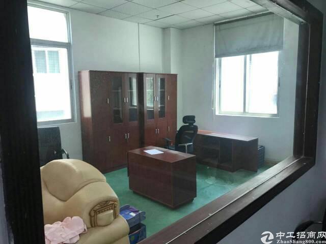 横岗新出楼上1500平带消防喷淋办公室