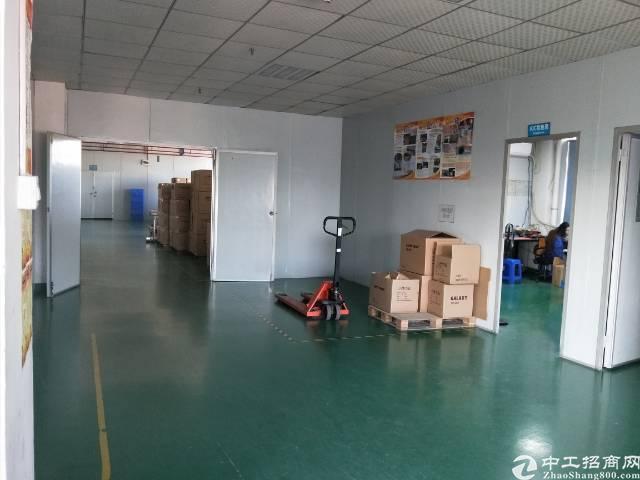沙井芙蓉工业区一整层2700平方带装修出租-图2
