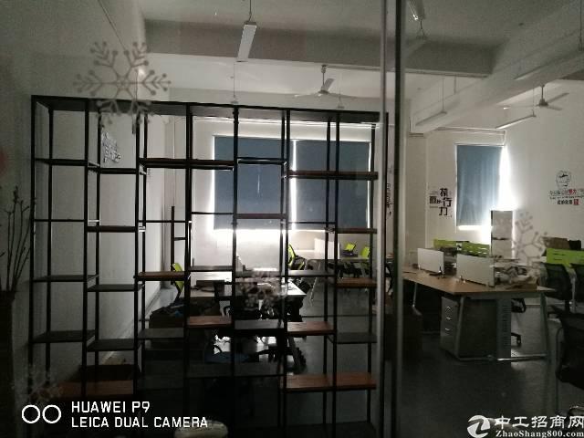 坂田地铁口精装修300平办公室出租