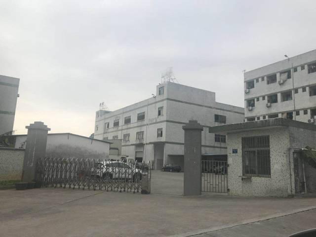 横沥镇8500㎡村委合同厂房出售新