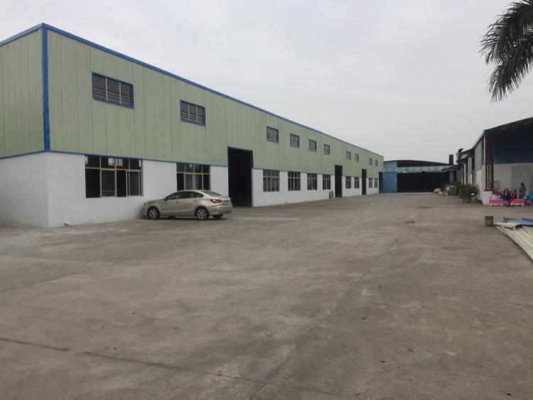 茶山新出单一层独院厂房2600平方出租
