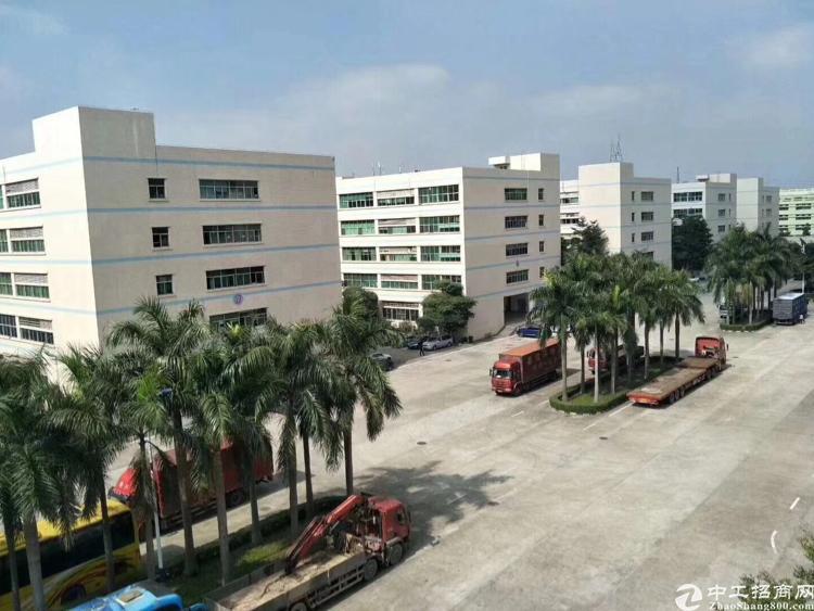 光明南光高速出口2楼9000平方整层带装修出租