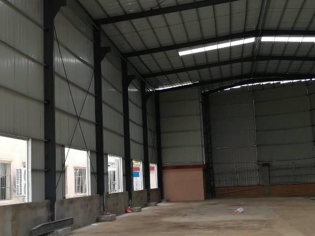 茶山钢构厂房单一层1000方空地超大