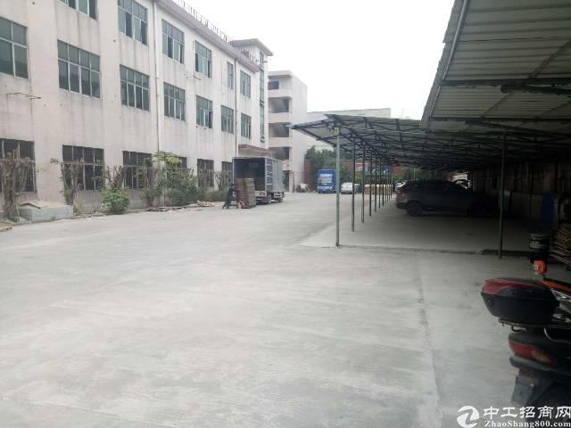 沙井共和原房东独门独院分租楼上750平方