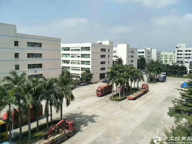 深圳宝安原房东独院7栋74124平(可分栋)出租