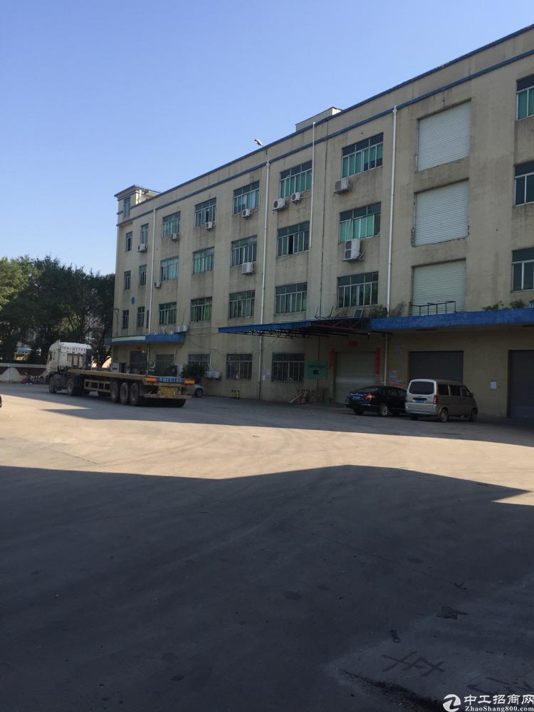 华南城周边带精装修厂房