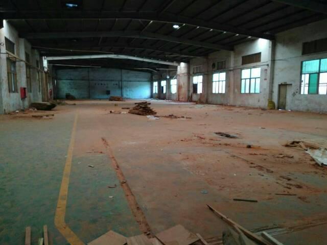 坪山新区钢构独院厂房低价出租5300平米