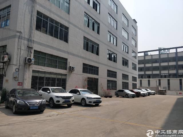 新塘全新厂房3楼 1900平方出租