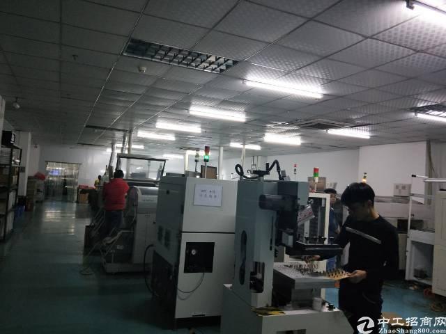 沙井芙蓉工业区一整层2700平方带装修出租-图7