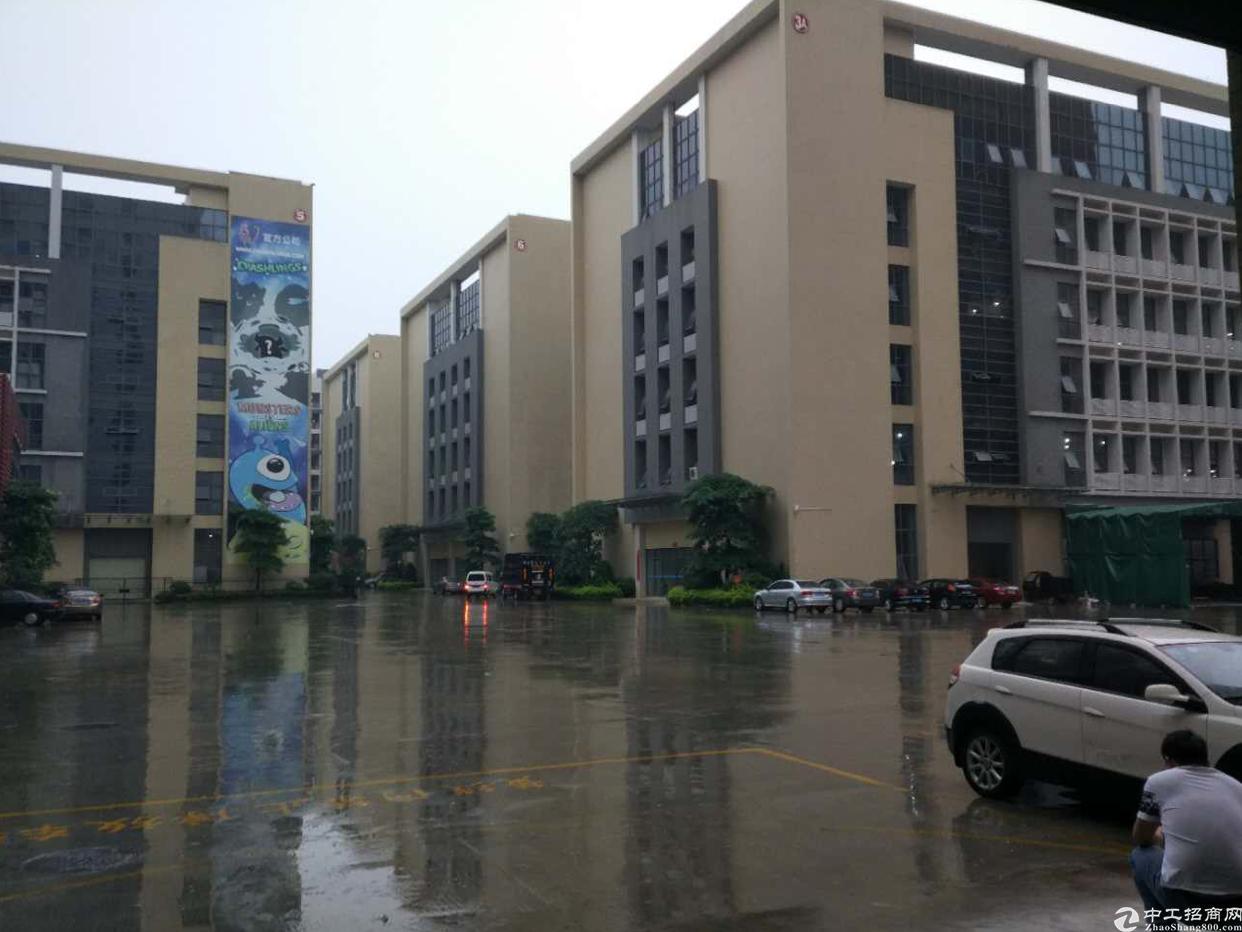 惠州市惠阳区秋长镇红本厂房招租3到4楼4000平方米