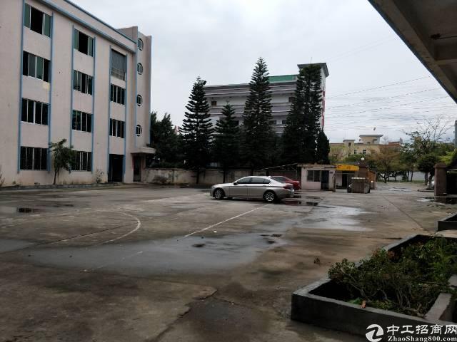 黄江镇独院厂房6200平米招租